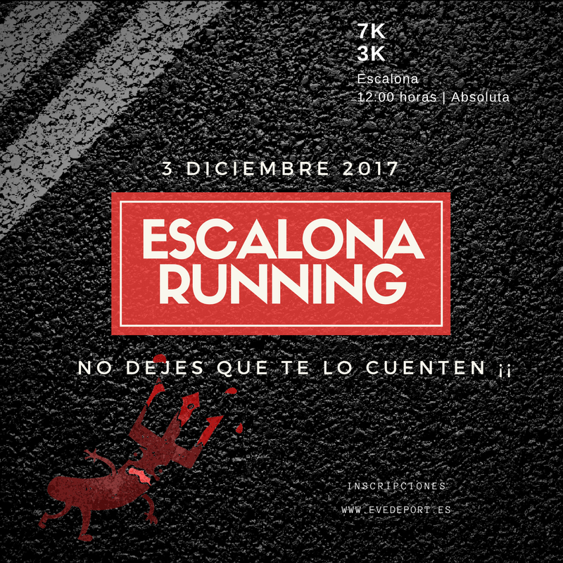 III Escalona Running