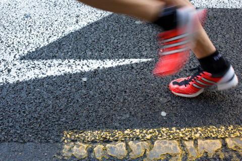 Periodización inversa en maraton