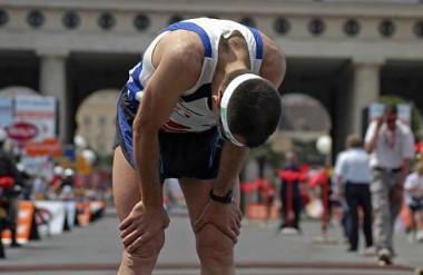 el descanso tras el maraton